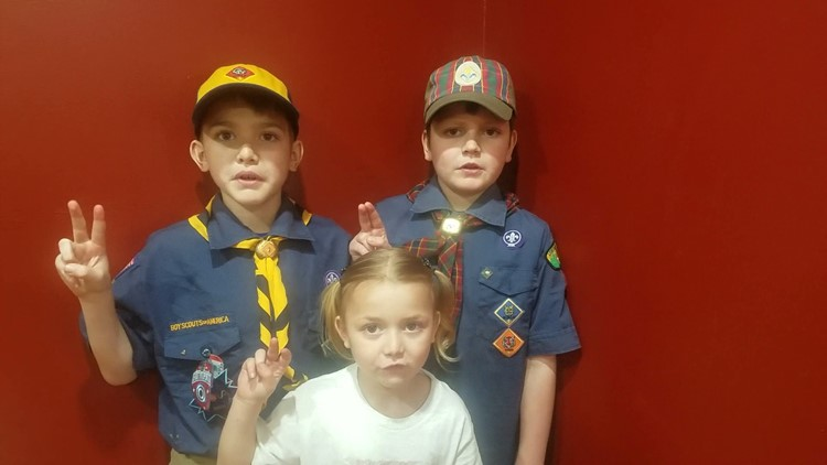 Local Cub Scouts host virtual drive to raise money for St. Louis Area Foodbank