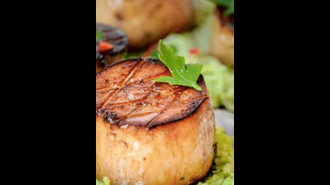 Recipe of the Day: King Oyster Mushroom Scallops