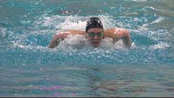 This St. Charles record-breaking swimmer has big dreams: The Olympics