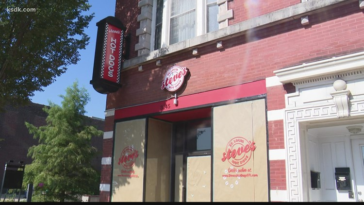 Steve's Hot Dogs opens new location Friday