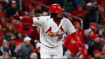 The Cardinals have to get Jose Martinez more playoff at-bats