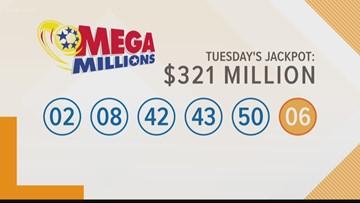 $1 million Mega Millions ticket sold in Missouri