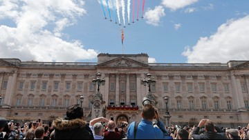 How a St. Louis woman almost got arrested at Buckingham Palace on her royal vacation