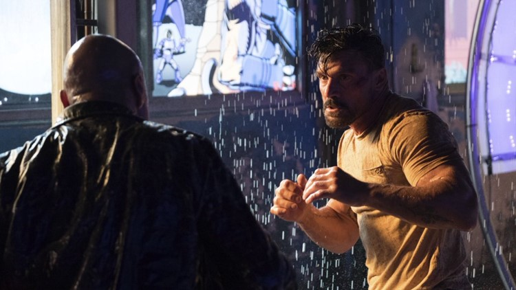 Review | Netflix's stimulating 'Point Blank' rises above ...