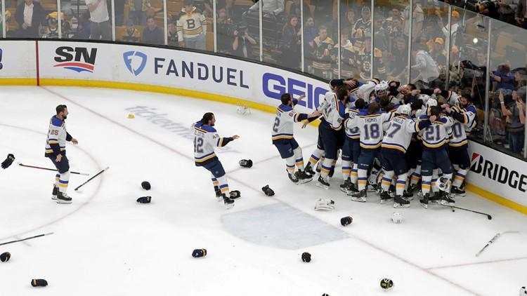 Blues to celebrate 'We Went Blues Day' on anniversary of team's 2019 Stanley Cup win