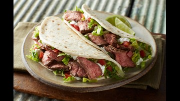 Recipe of the Day: Beef Steak Tacos