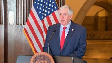 Gov. Parson cuts spending as virus hits Missouri economy