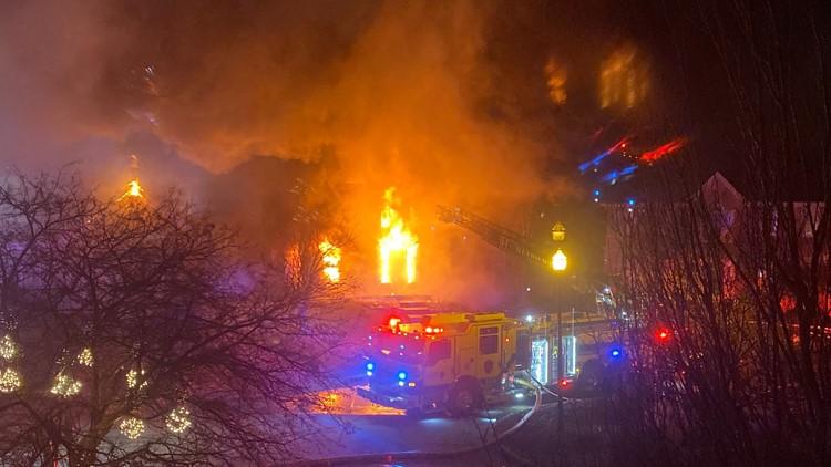 wildwood house fire
