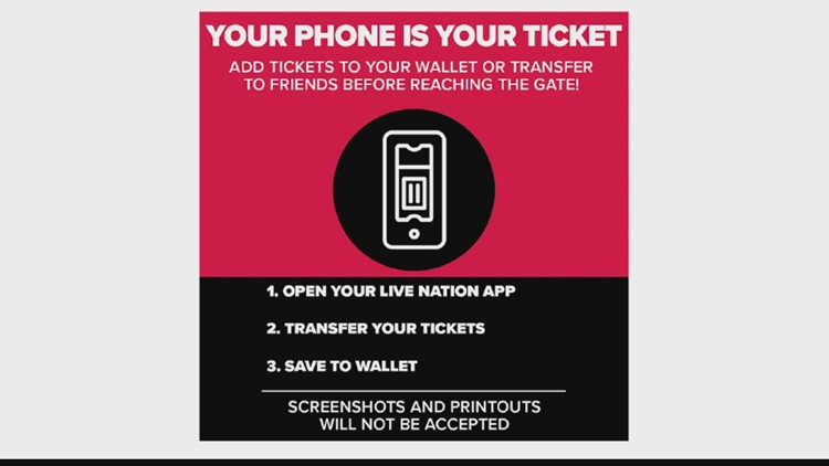 New policies to expect at Live Nation concerts this summer