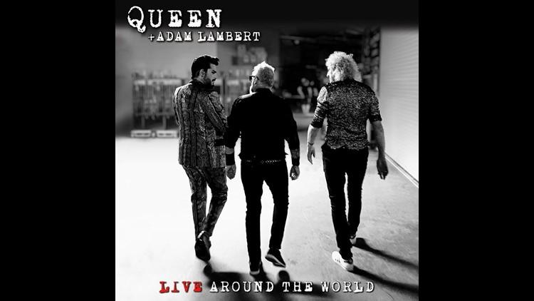 Queen + Adam Lambert Comment-to-Win Sweepstakes