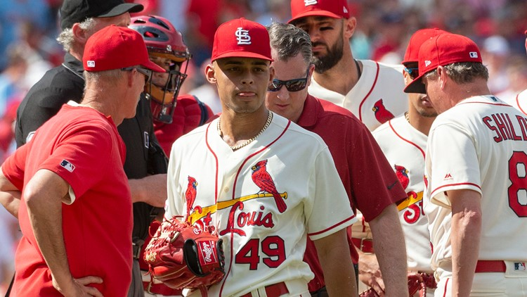 Cardinals closer Jordan Hicks to undergo Tommy John Surgery Wednesday