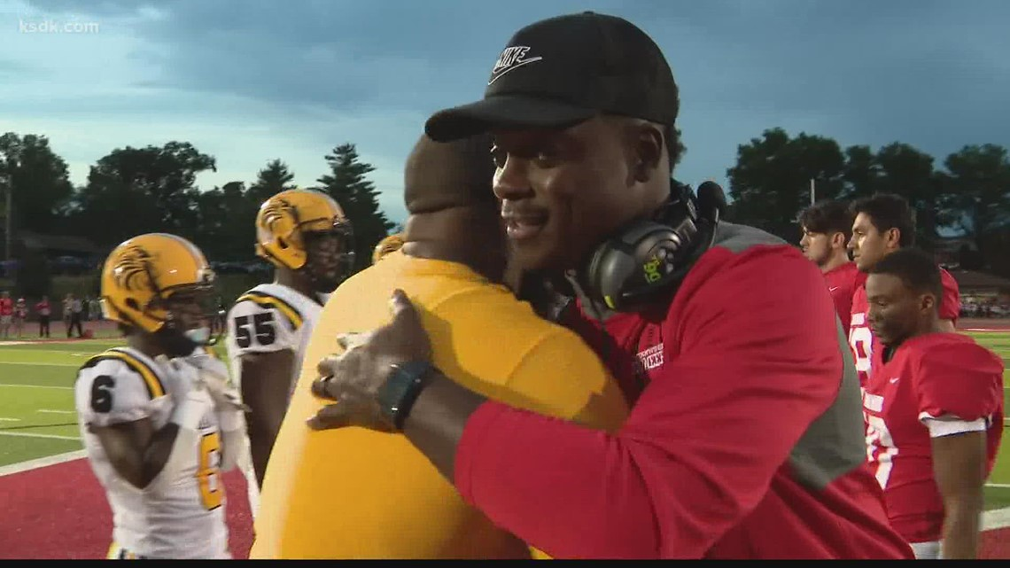 Hazelwood Central hands Kirkwood its first loss of the season