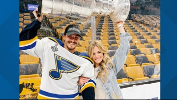 Bozaks turn Stanley Cup into world's most famous margarita glass