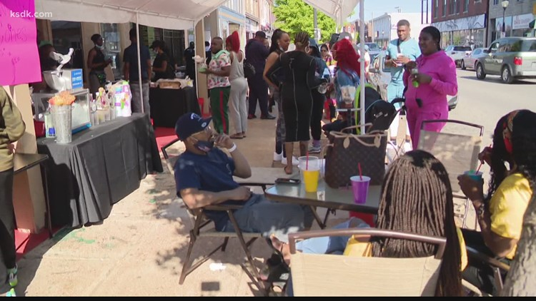 St. Louis' Cinco De Mayo events draw crowds despite COVID-19