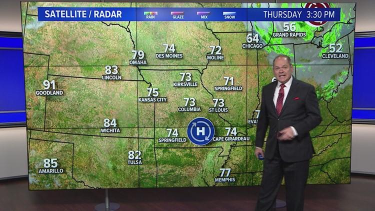 Scott's Thursday night forecast