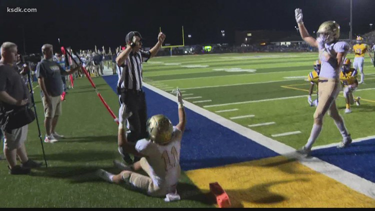 5 On Your Sideline high school football highlights: Oct. 1