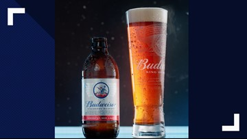 New Budweiser beer inspired by recipe from Apollo moon mission