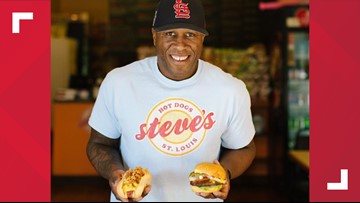 'We're back!'   Steve's Hot Dogs & Burgers reopens