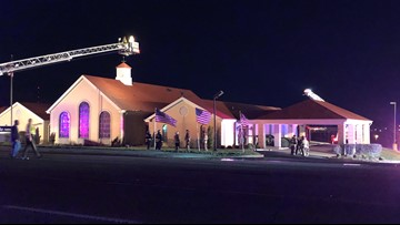 Fire at Kutis Funeral Home in south county being investigated as arson
