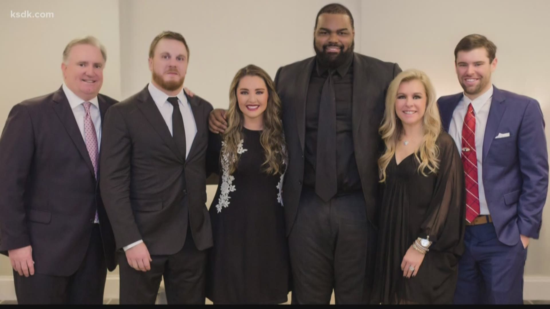 Mom Of The Blind Side Family Sees Parallels In This Is Us Ksdk Com