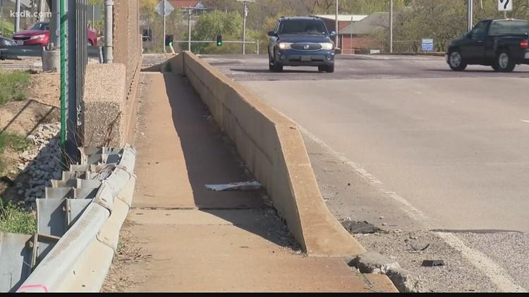 MoDOT shutting down I-270 in north county