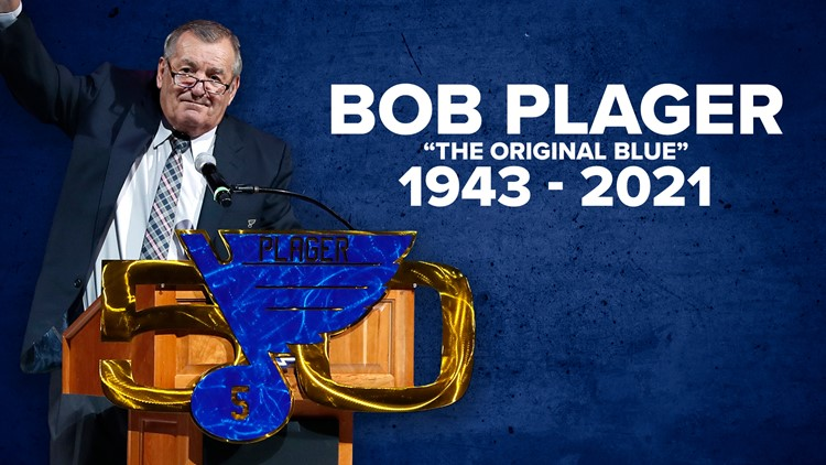 Remembering Blues legend Bob Plager: 1943-2021