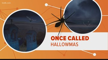 Connect the Dots: The origin of Halloween