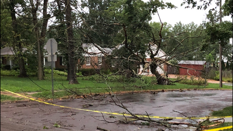 Ameren expects 98% of power outages to be restored by Saturday night
