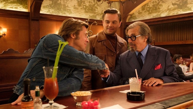 'Once Upon a Time ... in Hollywood' trailer burns bright with cool, promise and Tarantino bliss