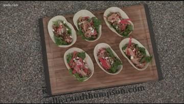 Recipe of the Day: Buffalo Chicken Tacos