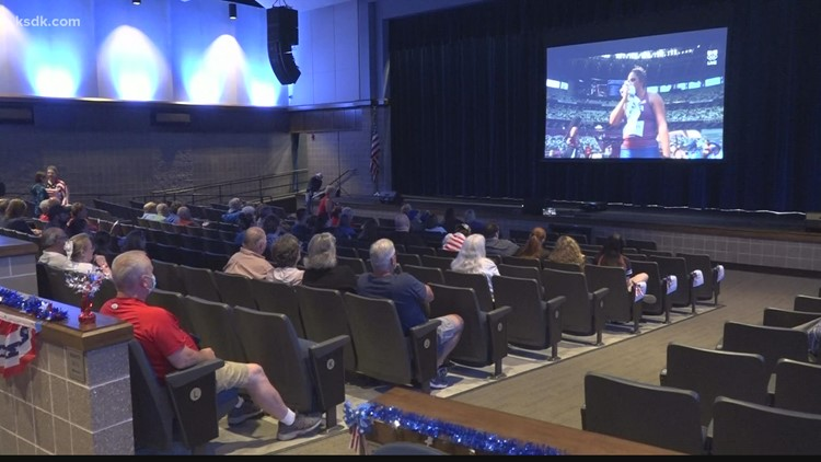 Hometown holds watch party for Olympian DeAnna Price