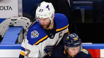 Blues aim to shutdown Jack Eichel and Buffalo Sabres