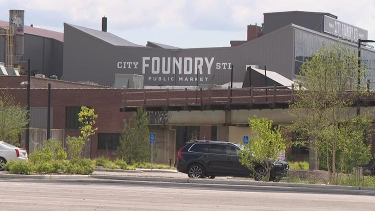 City Foundry announces opening date and which restaurants will open first