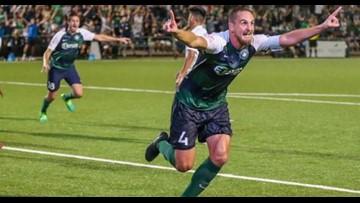 Saint Louis FC wins 2nd game in a row against an MLS team
