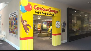 An inside look at the new Curious George exhibit at The Magic House