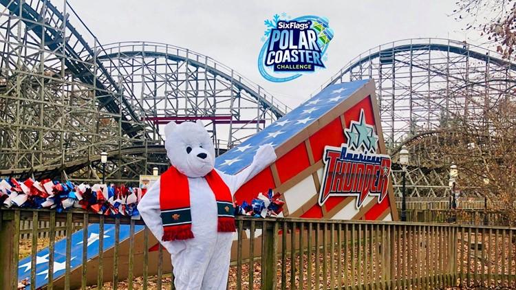 Polar Coaster Challenge'