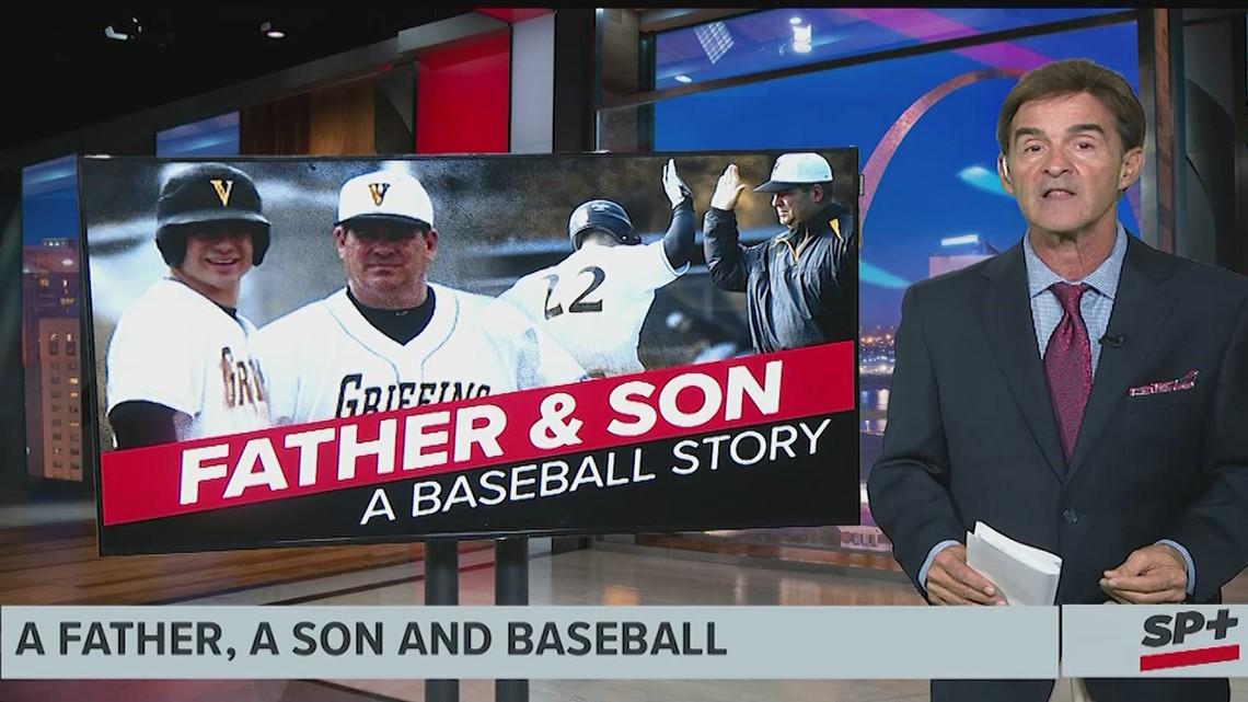 The Browns share lifelong father/son bond through baseball