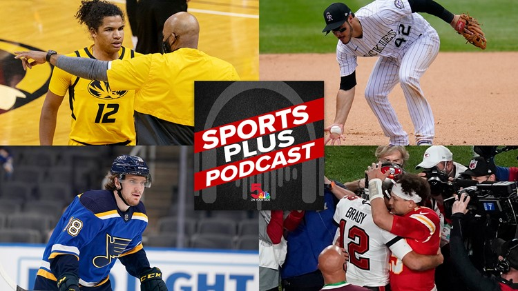 Sports Plus Podcast | Cards turn up offseason heat, Super Bowl takeaways and 1-on-1 with Nolan Arenado