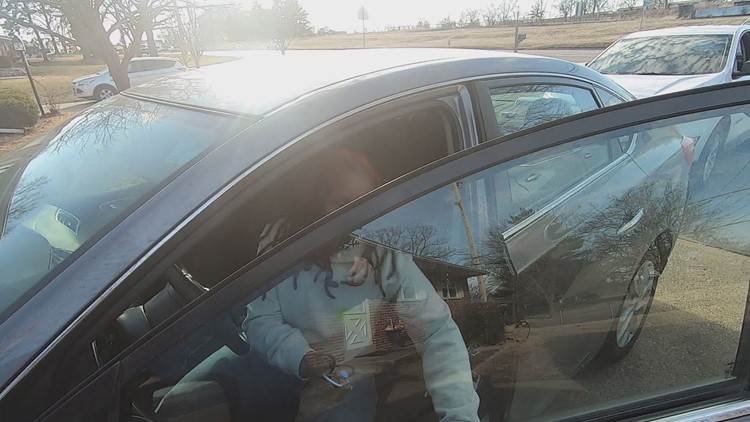 Single mom's stolen car held hostage by St. Louis City tow lot