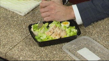 Recipe of the Day: Homemade Caesar Dressing and Salad