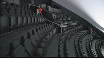 Omnimax Theater to reopen after renovations