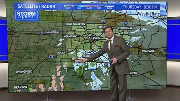 Thursday, Jan.31 Late Forecast
