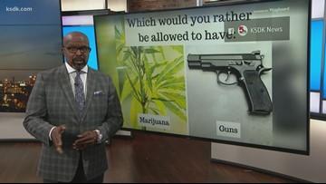 Medical marijuana or your guns: Missourians may have to choose