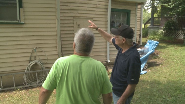 Non-profit helping with home repairs for veterans, families in need