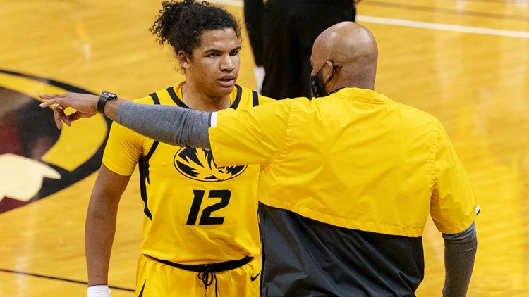 Mizzou basketball cracks top 10 in AP poll for first time since 2012