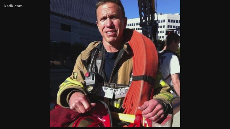 A Missouri first responder who answered the call for help on 9/11