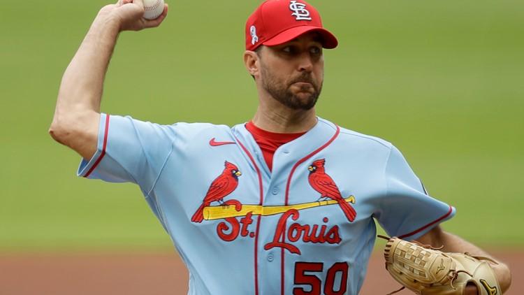 Cardinals split Sunday doubleheader against Braves