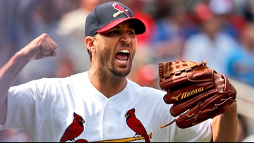 Wainwright's resolve helps the Cardinals sweep away their May troubles