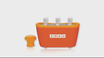 Zoku Quick Pop Maker  Comment-To-Win Sweepstakes