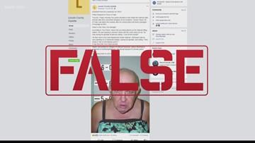 Verify: Foley city administrator arrested?